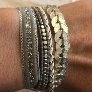 NWOT Victoria Emerson Boho Cuff Bracelet